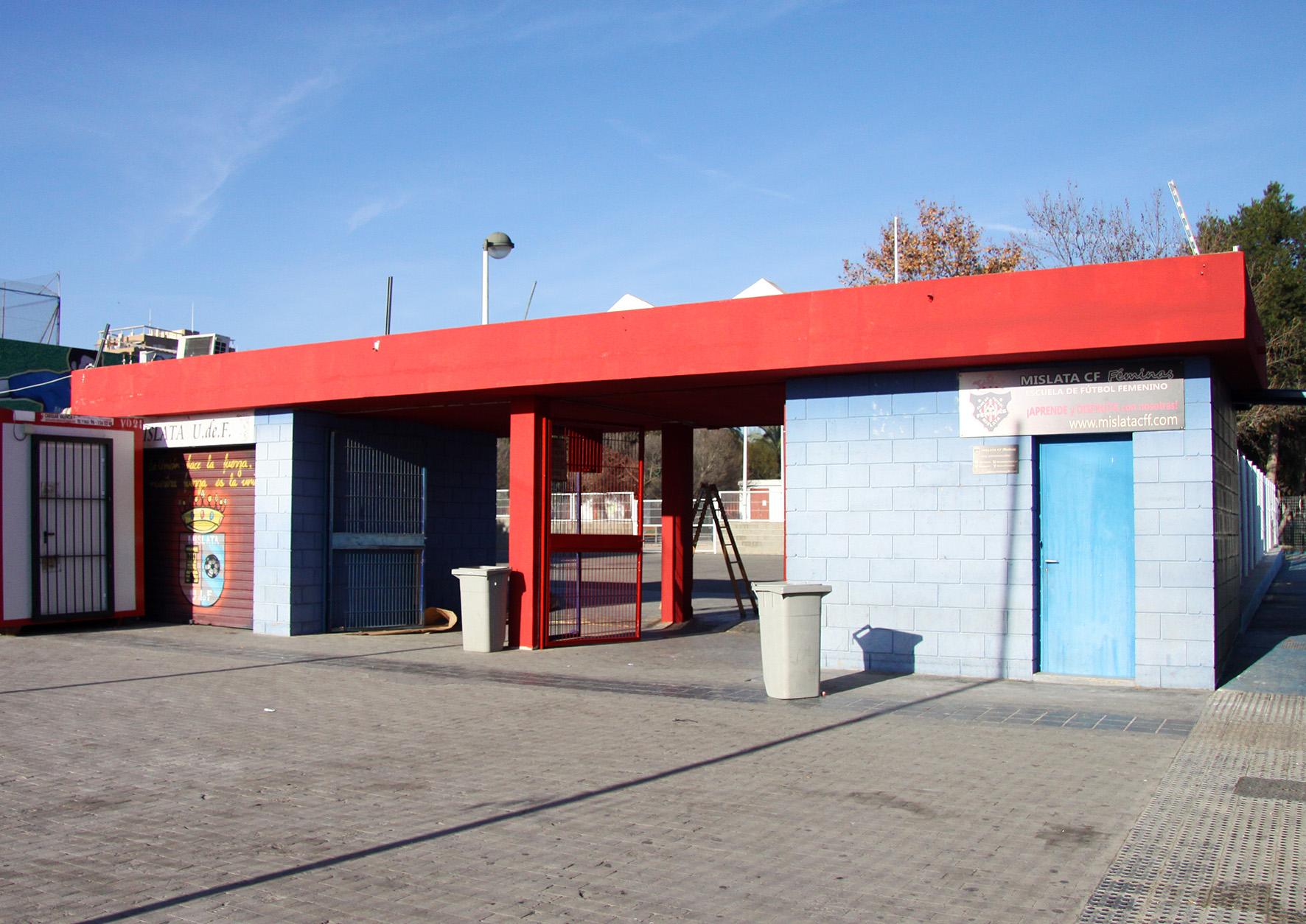 Acondicionamiento campos de fútbol Canaleta-4