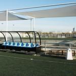 Acondicionamiento campos de fútbol Canaleta-5