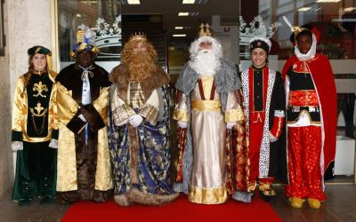Los Reyes Magos en Mislata