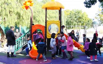 Juegos infantiles Avenida de la Paz-1