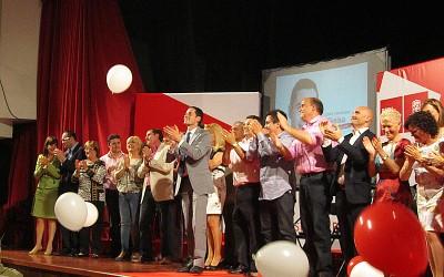 Imágen de la campaña electoral de 2011