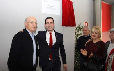 Inauguración nuevo Hogar del Sur-3