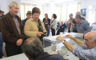 Jornada de votación Mislata Opina-2