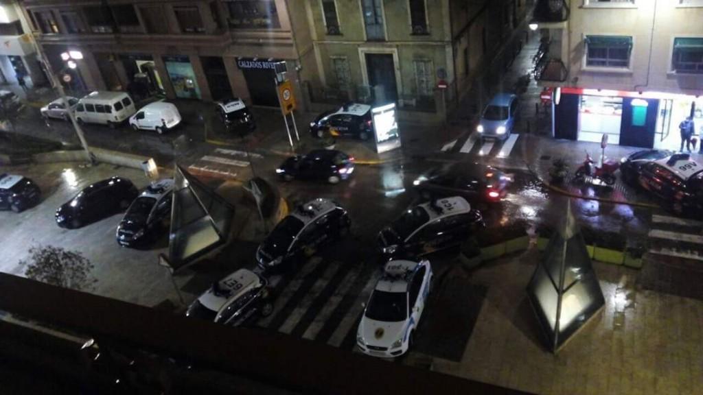 Policia Metro