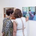 Inauguración exposición talleres artes plásticas-1