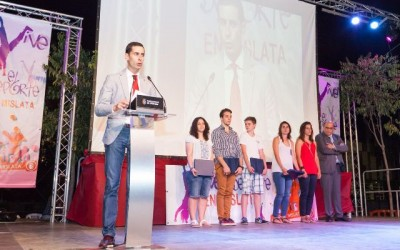 mislata Gala deport 2015