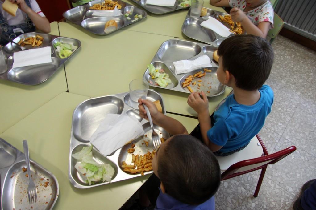 Comedor escolar de Mislata-8