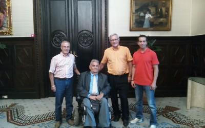 Reunio amb Joan Ribo