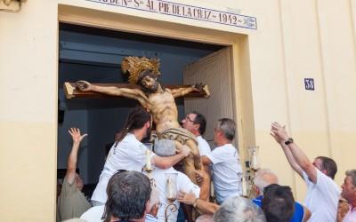 Traslado imagen Santísimo Cristo de la Fe-4