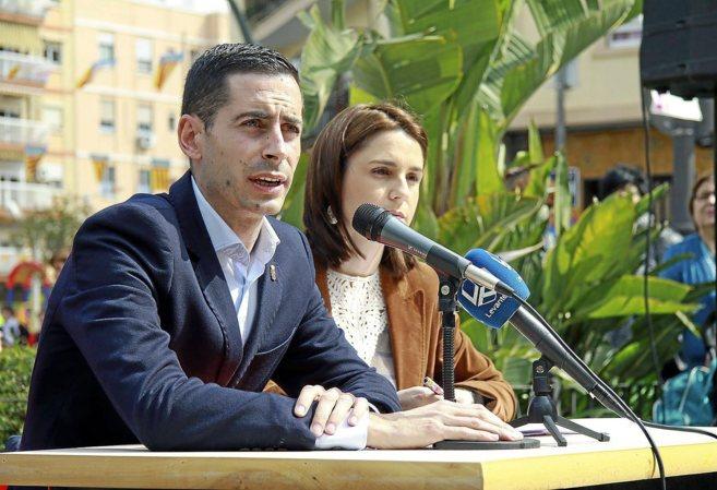 Bielsa y Maria Luisa