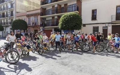 Día sin coches IES Martín i Soler-1