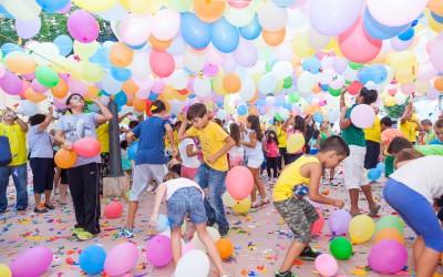 Globotà fiestas avenida de la Paz-2