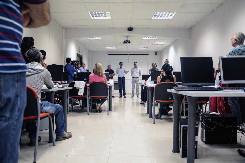 Inicio de curso talleres de empleo informática-3