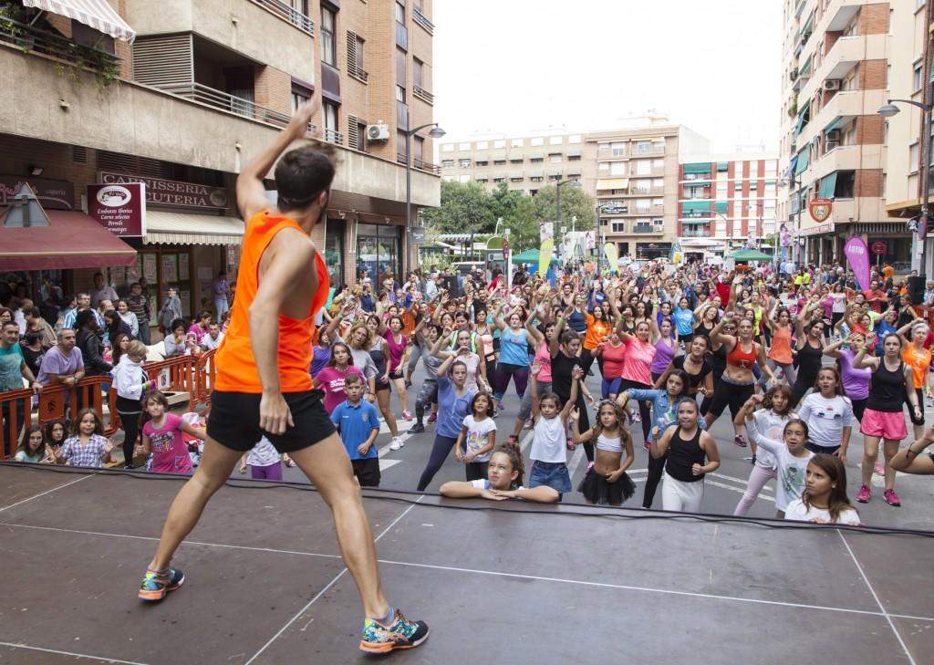 Marató Jove de Fitness 2015-1
