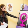 Entrega premio carteles violencia de género-2