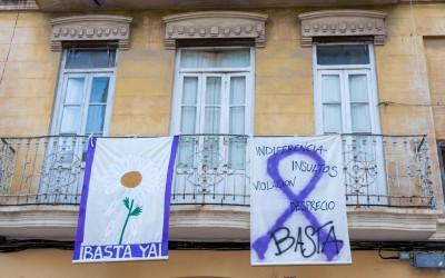 Inauguración exposición Art al carrer (Jornadas violencia de género)-3