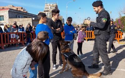 Jornada de puertas abiertas Policía Local Mislata-5