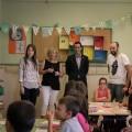 Visita alcalde y concejala de Educación a los colegios públicos Mislata-2