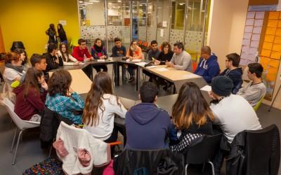 Corresponsales juveniles Mislata 2016-2