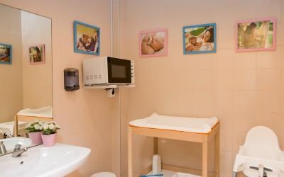 Sala de lactancia Casa de la Dona-1