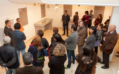 Inauguración exposición Llibrets de falla-4