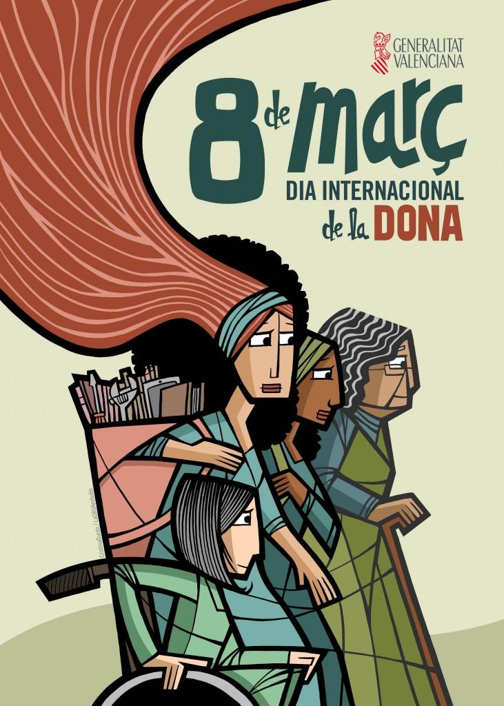 Dia de la Mujer 2016