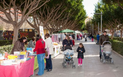 Feria de oportunidades calle Hospital-8