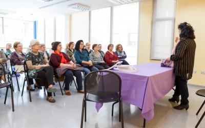 Presentación libro Ana María Edo Casa de la Dona-4