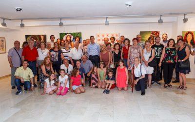 Exposición alumnos talleres de artes plásticas-1