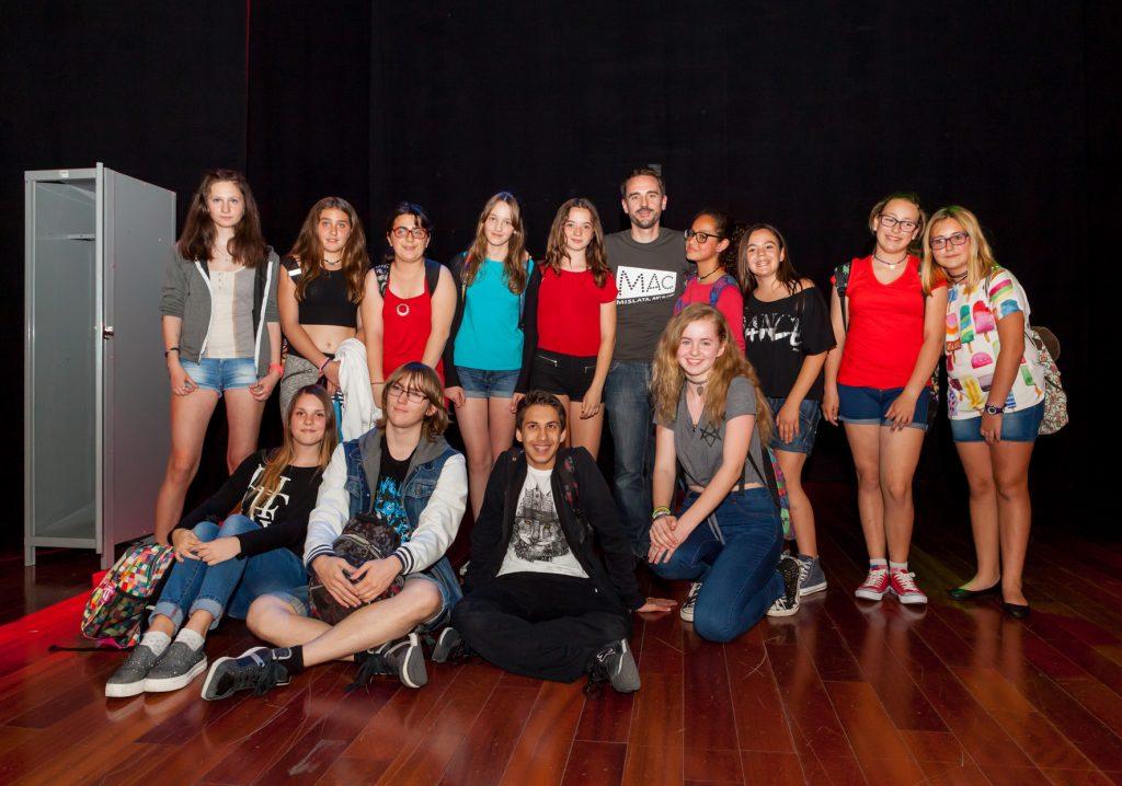 Muestras de fin de curso Escuela Municipal de Teatro-1
