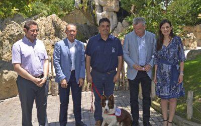Presentación en BIOPARC Valencia del proyecto de detección de cáncer de próstata del IIS La Fe con la Consellera Carmen Montón-1