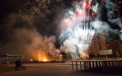 Mascletà nocturna festes de Mislata-2