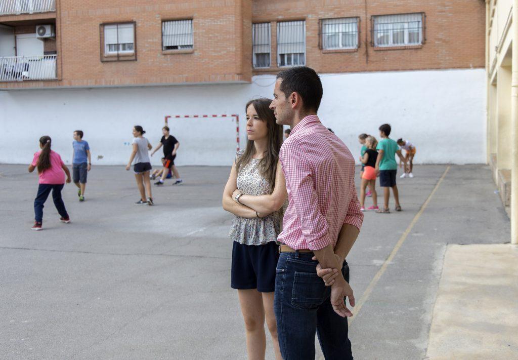 Visita colegio Maestro Serrano-1