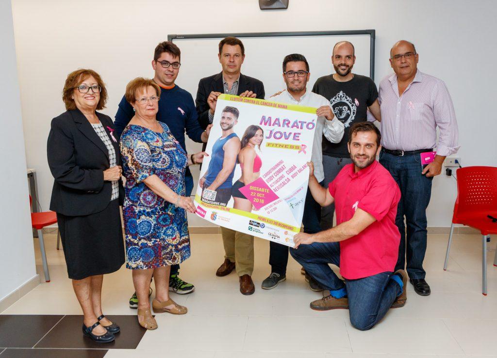 Presentación Marató Jove de Fitness-5