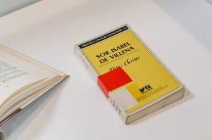 Els llibres d'Isabel de Villena es podran consultar a la Biblioteca Central.
