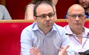 Alfredo Català, concejal del partido socialista en el Ayuntamiento de Mislata.